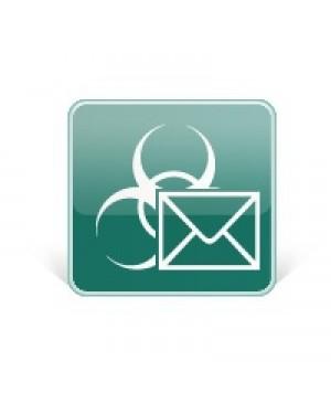 KL4313XAMDW - Kaspersky Lab - Software/Licença Security for Mail Server, 15-19U, 2Y, CROS