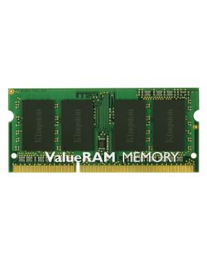 KVR1066D3S7/4G - Kingston Technology - Memoria RAM 512MX64 4096MB DDR3 1066MHz 1.5V