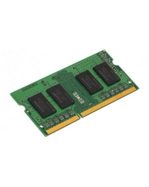 KVR13S9S8/4 - Kingston Technology - Memoria RAM 512Mx64 4096MB PC3-10600 1333MHz 1.5V