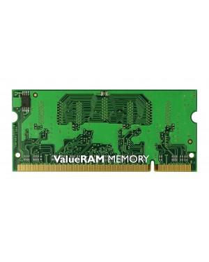 KVR800D2S6/2G - Kingston Technology - Memoria RAM 256MX64 2048MB DDR2 800MHz 1.8V