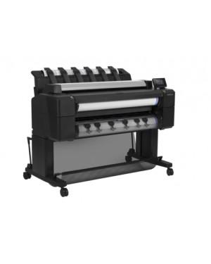L2Y26A - HP - Impressora plotter Designjet T2530 A0 com rede