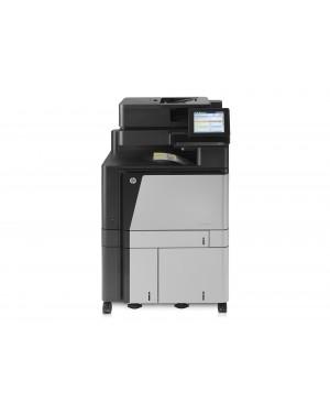 L3U52A-MPS - HP - Impressora multifuncional LaserJet Managed Flow MFP M880zm+ laser colorida 46 ppm A3 com rede