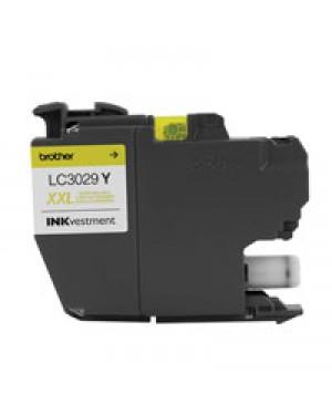 LC-3029Y - Brother - Cartucho de tinta LC3029Y amarelo MFCJ5830DW XL MFCJ5930DW MFCJ6535DW MFCJ6935DW