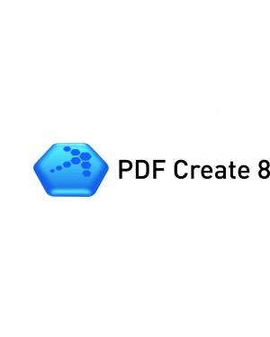 LIC-M009G-W00-8-B - Nuance - Software/Licença PDF Create 8, 101 250U