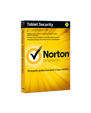 21219449 - Symantec - Licença Uso Tablet Security 2.0 BR 1U Box MM