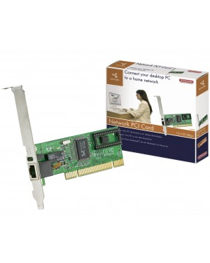 LN-001 - Sitecom - Placa de rede ADMtek AN983B 100 Mbit/s PCI