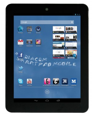 M-MP840M - Mediacom - Tablet SmartPad 8.0 Mobile