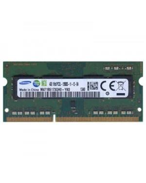M471B5173QH0-YK0 - Samsung - Memoria RAM 512Mx8 4GB DDR3 1600MHz 1.35V