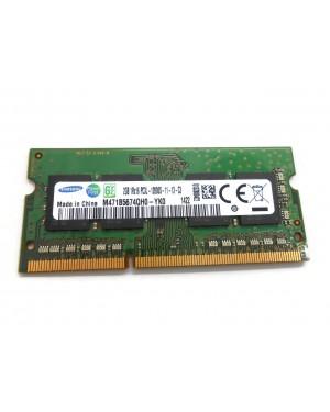 M471B5674QH0-YK0 - Samsung - Memoria RAM 1x2GB 2GB DDR3 1600MHz 1.35V