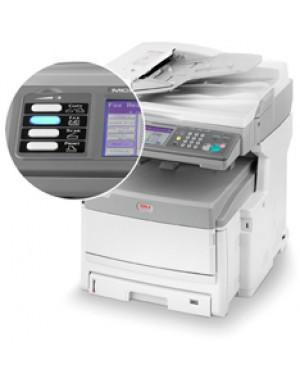 MC860CDXN - OKI - Impressora multifuncional laser colorida 34 ppm A3 com rede