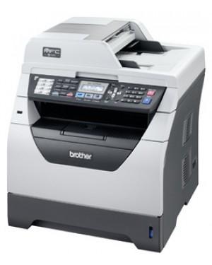 MFC-8370DN - Brother - Impressora multifuncional laser monocromatica 28 ppm A4 com rede