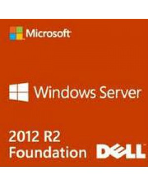 638-BBBI - DELL - Microsoft Windows Server 2012 R2 Edição Foundation
