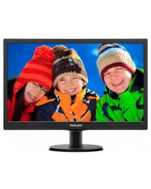 193V5LHSB2 - Philips - Monitor 18.5 LED VGA HDMI Vesa
