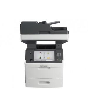 MX711DE - Lexmark - Impressora multifuncional laser monocromatica 70 ppm A4 com rede