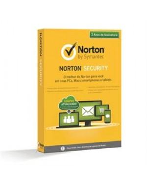 LIC 21334336 - Symantec - Norton Security 1 Usuário 5 Dispositivo 2 Anos
