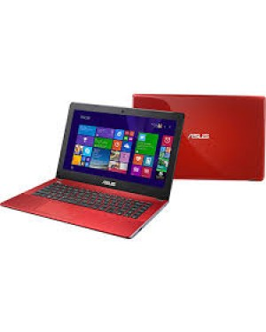 X450CA-BRAL-WX285H - Asus - Notebook Intel Core i3-3217U 1.8GHz Tela 14 6GB RAM 500GB HD DVD-RW WiFi Windows 8 Vermelho