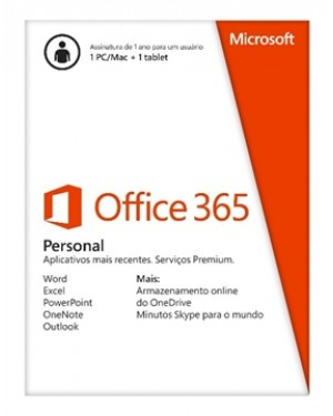 QQ2-00108FPPHW_2 - Microsoft - Office 365 Personal