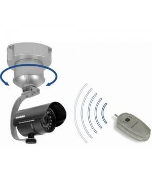 PANBASE - Macally - Remote Control Pan Base for Camera