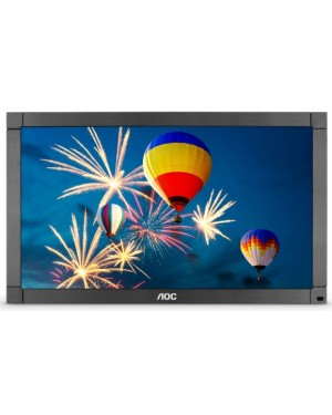 "PDL3210E - AOC - Monitor LFD série E, 32"", 1366 x 768 (HD)"