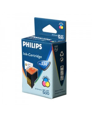PFA534/00 - Philips - Cartucho de tinta Color