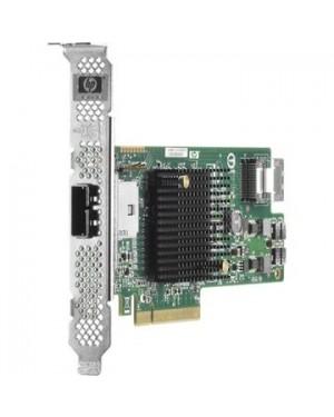 650931-B21_S - HP - Placa Controladora SAS H221 PCI-EXPRESS