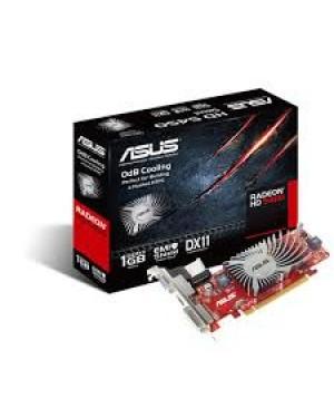 EAH5450 SILENT/DI/1GD3(LP) - ASUS_ - Placa de Vídeo Radeon HD5450 1GB DDR3 64Bits Asus