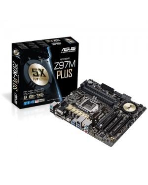 Z97M-PLUS/BR - Asus - Placa Mãe 1150 Z97M