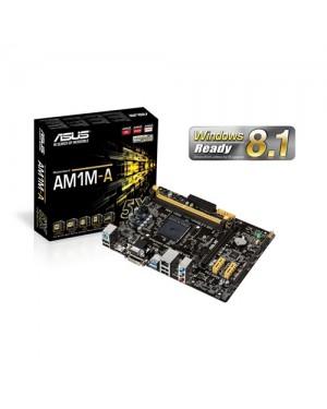 AM1M-A/BR - Asus - Placa Mãe AM1 s/r MicroATX