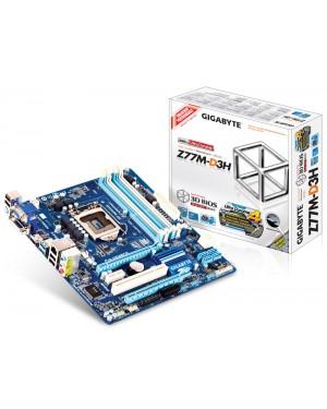 GA-Z77M-D3H_40 - Gigabyte - Placa Mãe GA-Z77M-D3H Core i3-i5-i7