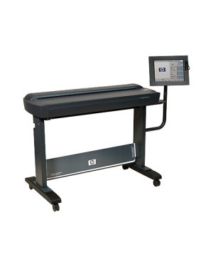 CQ654A - HP - Plotter Des HD SCANNER 42""