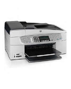 Q8061B - HP - Impressora multifuncional OfficeJet Officejet 6310 All-in-One Prin jato de tinta colorida 85 ppm A4