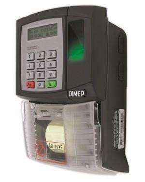 G05506818D/100 - Dimep - Relógio de Ponto Biométrico Miniprint