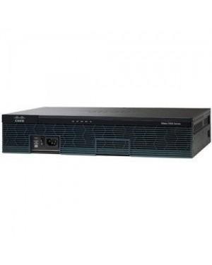 CISCO2911BR-V/K9= - Cisco - Roteador 2911 UC Bundle PVD