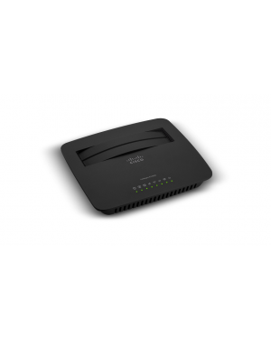 X1000-BR_1 - Linksys - Roteador Wireless N300