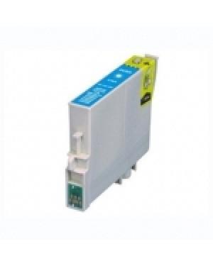 S0712 - Outros - Cartucho de tinta ciano Epson Stylus D78/ D92/ DX4000/ DX4050/ DX5000/ DX5050/ DX600