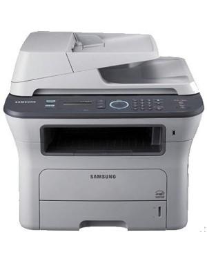 SCX-4828FN-XE - Samsung - Impressora multifuncional SCX-4828FN laser monocromatica 28 ppm A4 com rede