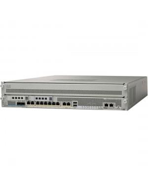 ASA5585-S10-K9 - Cisco - Segurança de Rede ASA 5585-X Chassis SSP10 8GE