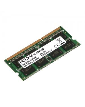 SI-707208 - ICIDU - Memoria RAM 1x4GB 4GB DDR3 1333MHz