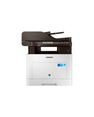 SL-C3060FR - Samsung - Impressora multifuncional ProXpress C3060FR led colorida 30 ppm com rede sem fio