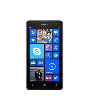 A00013414 - Nokia - Smartphone Lumia 625 8MB 4G Branco 4.7in Câmera 5MP Frontal VGA