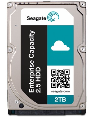 ST2000NX0253 - Seagate - HD disco rigido 2.5pol Constellation SATA 2048GB 7200RPM