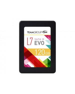 T253L7120GTC101 - Team Group - HD Disco rígido L7 EVO SATA III 120GB 530MB/s
