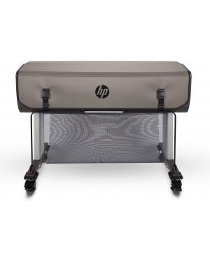 T5D66A - HP - Impressora plotter Designjet DesignJet T730 com capa reforc 2400 x 1200 rede