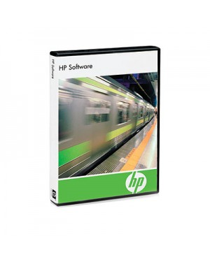 TD579BFE - HP - Software/Licença Adoption Readiness Tool v4.4 ALM v11.50 Course French SW E-Media