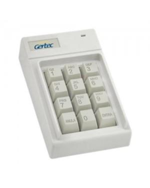 004.0443.3 - Gertec - Teclado TEC-12 Branco PS2
