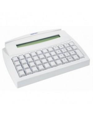 004.0260.6 - Gertec - Teclado TEC-44 PS2 Branco