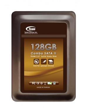 """TG128GS25AC2M - Team Group - HD Disco rígido 2.5""""Combo SSD 128GB 170MB/s"""