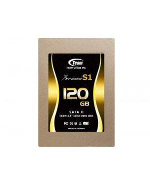 TMSSDS1-120G - Team Group - HD Disco rígido Xtreem-S1 SSD SATA II 120GB 285MB/s