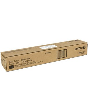 006R01219NO - Xerox - Cartucho de toner original xerox preto 7655 7665 7675
