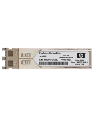 JD118B - HP - Transceiver Mini Gbic X120 1G SFP